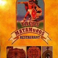 Photo taken at Tacos Matamoros by Rey P. on 7/17/2011