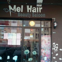 Photo taken at Mell Hair Beauty Saloon by Comok D. on 9/16/2011