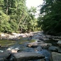 Photo taken at Chattahoochee River NRA - Sope Creek by Brennan H. on 8/6/2011