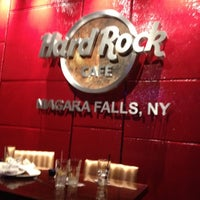 Photo taken at Hard Rock Cafe Niagara Falls USA by Ben Z. on 8/14/2012