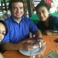 Photo taken at Rio D'enero by Lorena S. on 5/11/2012