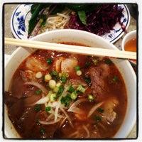 Photo taken at Pho Soc Trang by Lisa Rose S. on 11/9/2011