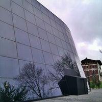 Photo taken at Cristóbal Balenciaga Museoa by Brj on 10/28/2011