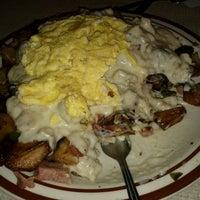Photo taken at Joe Brown's Cafe by Justin L. on 3/25/2012
