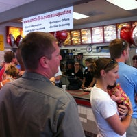 Photo taken at Chick-fil-A by Carl C. on 6/4/2011