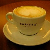 Photo taken at Barista by Mittsy S. on 1/8/2012