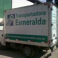 Photo taken at Transportadora Esmeralda by JardBezerra | Tim LAB on 5/15/2012