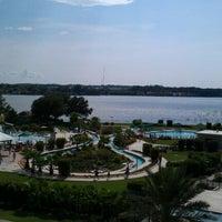 Photo taken at La Torretta Lake Resort & Spa by Martin G. on 8/25/2012