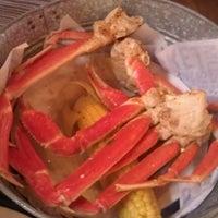 Photo taken at Joe's Crab Shack by Tiffany C. on 7/6/2011