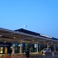 """Photo taken at Aeroporto di Verona """"Valerio Catullo"""" (VRN) by Luca S. on 2/12/2012"""