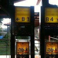 Photo taken at Gate B3 by Reza I. on 1/23/2012