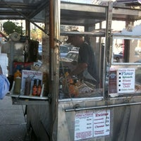 Photo taken at Pedro & Vinny's Burrito Cart by Michael S. on 10/7/2011