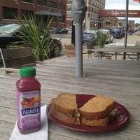 Photo taken at Corner Coffee by Christina M. on 8/16/2012