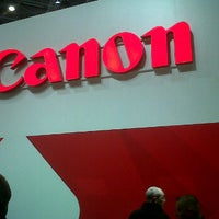 Photo taken at Canon @ Drupa 2012 by Patrick S. on 5/7/2012