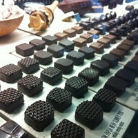 Photo taken at SOMA chocolatemaker by Karim R. on 7/13/2012