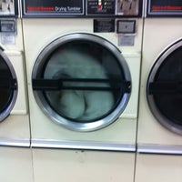 Photo taken at Launderland Coin Wash by Kip M. on 4/29/2012