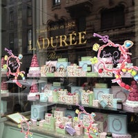 Photo taken at Ladurée by Mauro S. on 5/27/2012