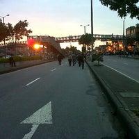 Photo taken at TransMilenio: Avenida Cali by Camilo S. on 4/17/2012