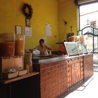 Photo taken at Gorditas Doña Julia by Luis Gerardo R. on 3/8/2012