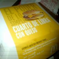 Photo taken at McDonald's by Carolina L. on 7/26/2012