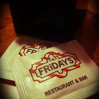 Photo taken at T.G.I. Friday's by Ruby E. on 3/27/2012