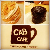 Photo taken at Cab Cafe by Illa R. on 7/7/2012