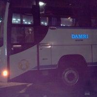 Photo taken at Terminal DAMRI Gambir by Bedri N. on 7/5/2012