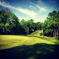 Photo taken at Quail Hollow Club Hole 13 by Zac on 5/2/2012