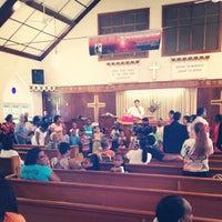Photo taken at Highway Gospel Community Center by Pedro M. on 8/26/2012