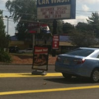 Photo taken at Simoniz Car Wash by Cyndi F. on 9/8/2012