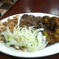 Photo taken at Sophie's Cuban Cuisine by Jess R. on 2/28/2012