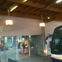 Photo taken at Terminal de Buses Cruz del Sur by Alvaro E. on 6/17/2012