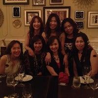 Photo taken at D' vine Wine Bar & Tapas by Aeung N. on 2/8/2012
