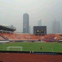 Photo taken at Tianhe Sports Center by yasuzoh on 5/30/2012