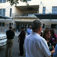 Photo taken at UTSA - College of Business by Pastor Ryan F. on 8/8/2012