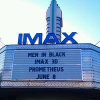 Photo taken at Warren Theatres by Harrison B. on 6/8/2012