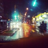 Photo taken at Avenida Dom Pedro II by Fernando M. on 6/21/2012
