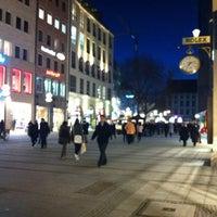 Photo taken at Fußgängerzone by John T. on 3/20/2012