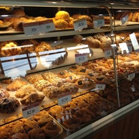 Photo taken at Upper Crust Bakery by Summer on 8/8/2012