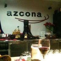 Photo taken at Bar Azcona by Silvia V. on 4/8/2012