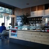 Photo taken at The Coffee Studio by Meitar M. on 9/11/2012