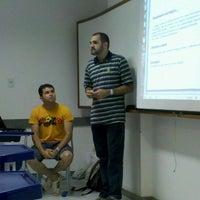 Photo taken at Instituto Federal do Espírito Santo (IFES) by PEDRO T. on 6/2/2012