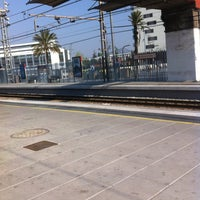 Photo taken at RENFE Cornellà by Manel Q. on 3/27/2012