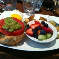 Photo taken at Café Souvenir by Pierre-Luc B. on 9/1/2012