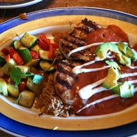 Photo taken at On The Border Mexican Grill & Cantina by Gregg W. on 4/19/2012