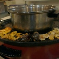 Photo taken at Kapten Steamboat & Grill by nahb on 9/5/2012