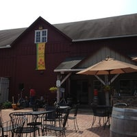 Photo taken at Chaddsford Winery by Kim R. on 5/26/2012