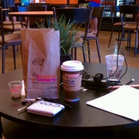 Photo taken at Dunkin' Donuts by Lucas T. on 6/9/2012