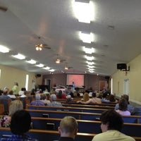 Photo taken at Christian Assembly Of God by Bradley H. on 4/15/2012