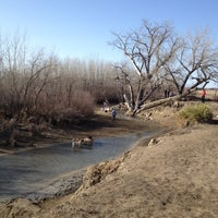 Photo taken at Cherry Creek State Park by Erin B. on 3/4/2012